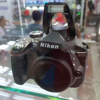 Camera Nikon D3300 Bisa cicilan proses 3 menit