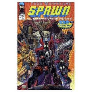 Spawn #220 - Youngblood variant