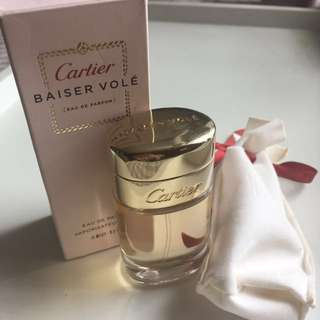 Cartier Baiser Vole 香水 15ml