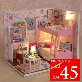 DIY Mood Of Love Room RM45 size 15.1 x 11.6 x 13.1cm