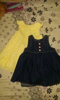 Mothercare dress free postage