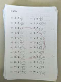 Kumon Maths