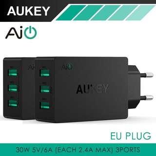 Fast Charging Aukey PA-U35 3port