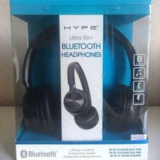 HYPE Ultra Slim Bluetooth Headphones