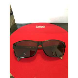 QuikSilver sunglasses (lens already prescribed - need to replace your own)