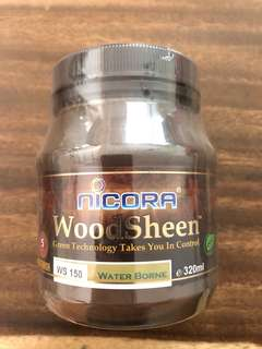Nicora WoodSheen Wood Paint