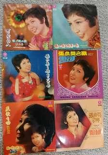 张小英黑胶唱片 vinyl record