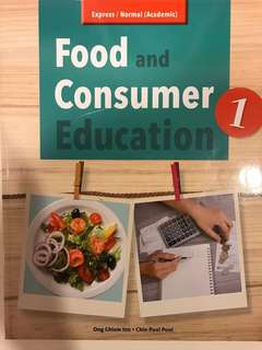 Food And Consumer Education book 1 and 2