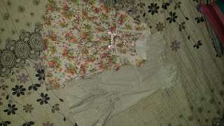 Lovely lace & mothercare dress free postage