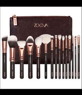 ZOEVA 15 BRUSH SET