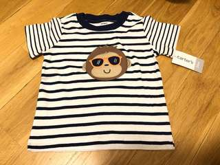 Brand New Carters Tshirt (24 month)