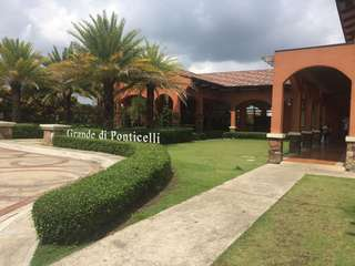 PONTICELLI HILLS Daang Hari Lot Only for Sale / Resale Near EVIA 132 SQM