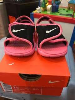 Nike Sunray Baby Children Kids Girls Shoes Sandals