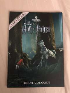 The Making of Harry Potter Official Guide (Warner Bros Studio London Guide)