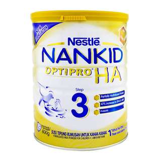 Nestle NanKid Optipro HA Step 3 Milk Powder 800g