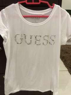 tshirt guess original
