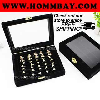 Rings Earrings Necklace Jewellery Jewerly Accessories Storage Cufflinks Brooch Pendant Organizers
