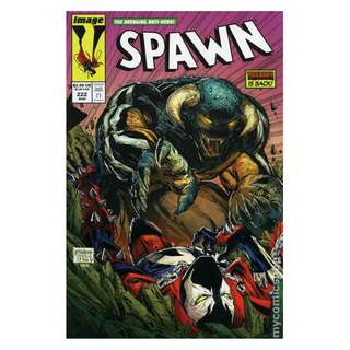 spawn #222 ( Amazing Spider-Man Vol 1 #316 )