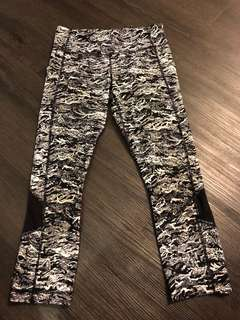 Lululemon Tights, Size 4