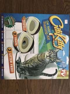 CitiKitty Cat Toilet Trainning Kit