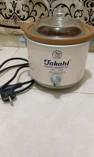 Takahi slow cooker 1,2lt