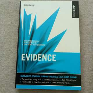 Book: Law Express Evidence