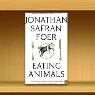 BN - Eating Animals By Jonathan Safran Foer