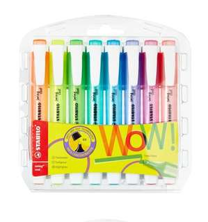 Stabilo swing cool highlighter - set