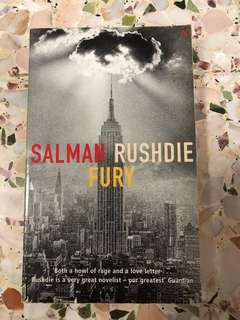 Fury, Salman Rushdie