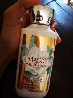 Bath & Body Works MAGIC is in the air Lotion