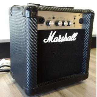 Marshall Combo Amp 10W MG10CF