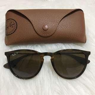 Rayban Erika Polarised Sunglasses