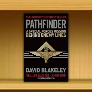 - Pathfinder : A Special Forces Mission Behind Enemy Lines By David Blakeley