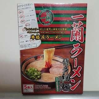 Ichiran Ramen from Japan! Box of 5