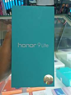Ready Honor 9 Lite New
