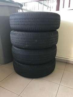 Honda Orginal Rim