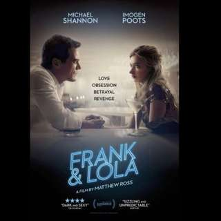 [Rent-A-Movie] FRANK AND LOLA (2016)