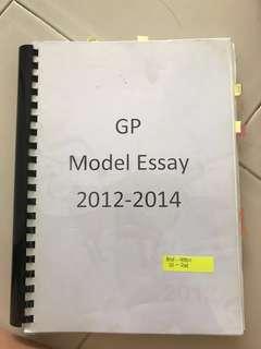 General Paper