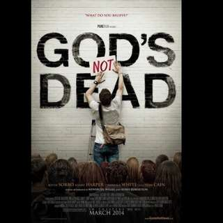[Rent-A-Movie] GOD'S NOT DEAD (2014)