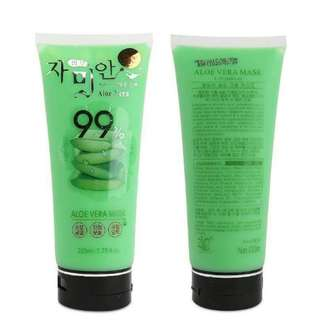 [Korea] Aloe Vera Peel Off Mask
