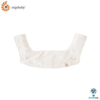 [Pre-Order] Ergobaby Four Position 360 Baby Carrier Teething Pad & Bib | Natural [BG-TPA2F14]