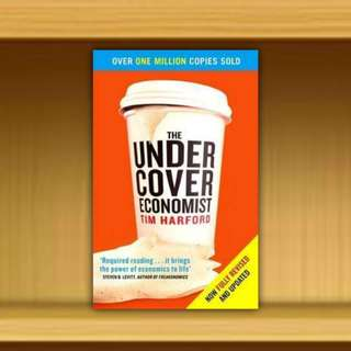 BN - The Undercover Economist  By Tim Harford