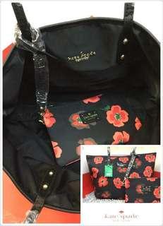 Kate Spade Reversible Tote Bag