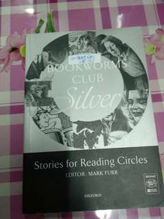 Book worms club bronze and Book worms club silver