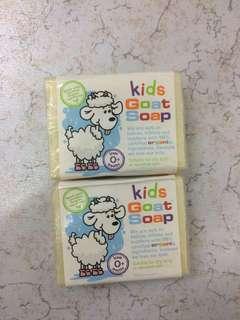Kid's soap