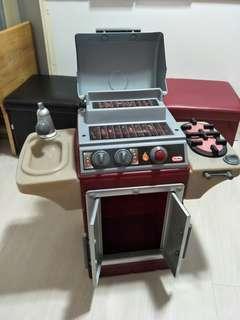 Little Tikes BBQ Set