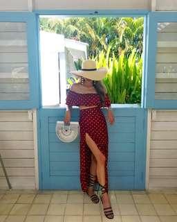 Audrey Bamboo Bag