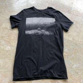 "Black ""Hollywood"" ZARA Boys T-shirt"