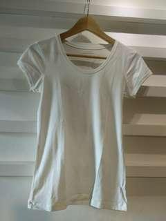 Plaim White T-Shirt