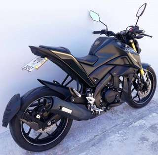 Brand New Yamaha M Slamz 150